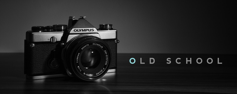 Janne Aavasalo - Old school Olympus OM1