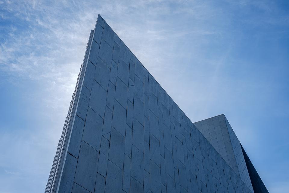 The Finlandia Hall